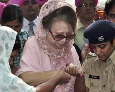 Bangladesh PM visits Ajmer