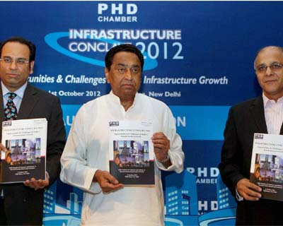 Infrastructure Conclave  2012 held
