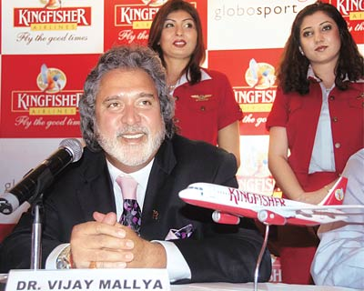 <p><b>Kingfisher Airlines, which had kept nine of its A320 aircraft grounded for a little over six months due to engine problems, has brought seven of those back into its operational fleet.</b> </p><p> The other two will be back in two months. </p