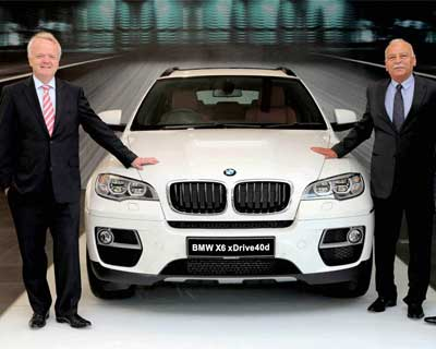 X6 crossover launched in Faridabad