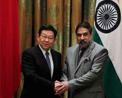 India-China Joint Economic Group meeting
