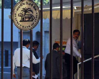 <p><b>RBI logo is pictured outside its head office in Mumbai</b></p><p>RBI on Thursday said in a discussion paper deregulation of savings bank deposit rate will improve transmission of monetary policy, but warned it could lead to unhealthy competitio