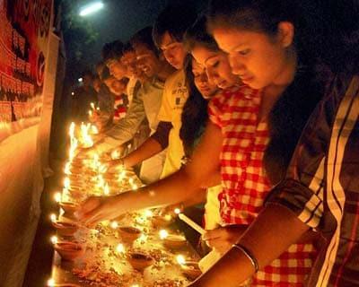 Guwahati blast victims remembered