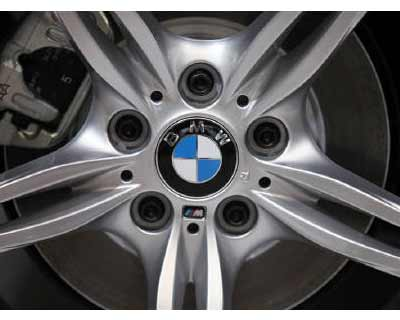 <p><b>A BMW logo is seen on a displayed car on media day at the Paris Mondial de l'Automobile</b></p><p>BMW beat expectations in the first quarter on the back of continued strong demand for luxury cars in China and growth in the United States.</p