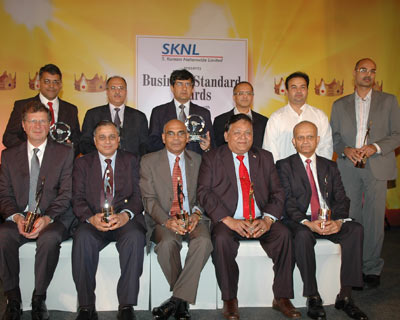 Business Standard Awards