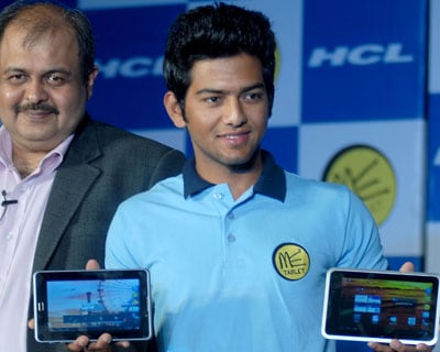 HCL tab launched