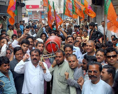 Bandh observed in Bhopal over FDI