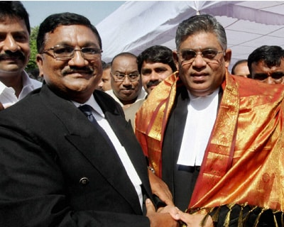 Justice Murugesan new CJ of Delhi High Court