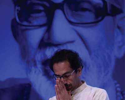 Condolence meet for Bal Thackeray