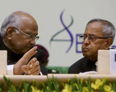 Pawar attends food production conference