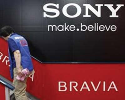 Sony sees return to profit after record annual loss