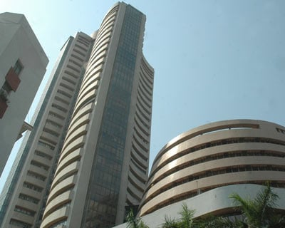 <b>Rising Sensex</b>