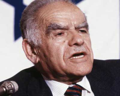 <b>Yitzhak Shamir</b>, 96, was an Israeli politician and the seventh Prime Minister of Israel, serving two terms, 1983?84 and 1988?1992. Shamir was the country's third longest-serving prime minister after David Ben-Gurion and Benjamin Netanyahu.