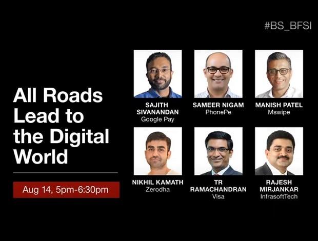 Unlock BFSI 2.0: Fintech — All roads lead to the digital world