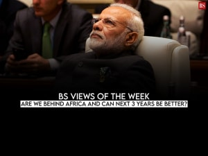BS Views of the Week: Are we behind Africa and can next 3 years be better?