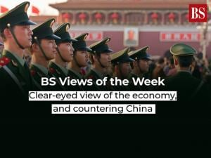 BS Views of the Week: Clear-eyed view of the economy, and countering China