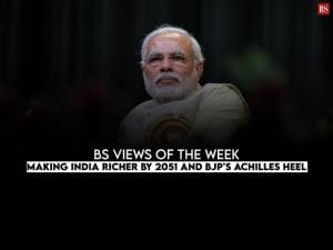 BS Views of the Week: Making India richer by 2051 and BJP's Achilles heel