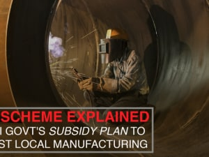 PLI scheme explained: Modi govt's subsidy plan to boost local manufacturing