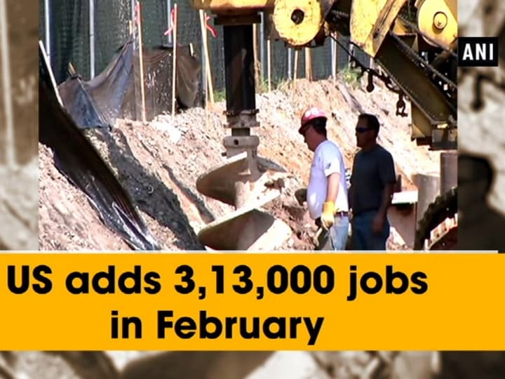 US adds 3, 13,000 jobs in February