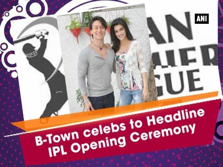 B-Town celebs to Headline IPL Opening Ceremony