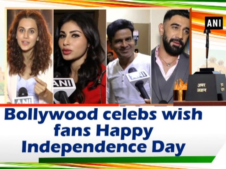 Bollywood celebs wish fans Happy Independence Day