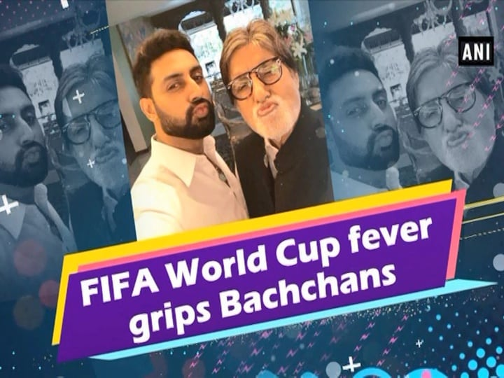 FIFA World Cup fever grips Bachchans
