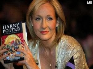 No more 'Harry Potter' stories after 'Cursed Child,' confirms J.K. Rowling