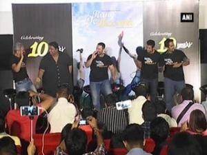 'Rang De Basanti' completes a decade, star-cast reunite to celebrate