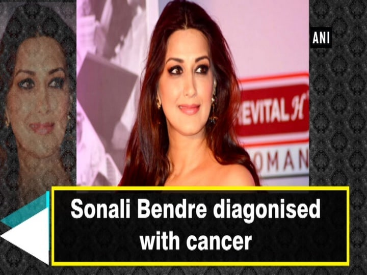 Sonali Bendre diagonised with cancer