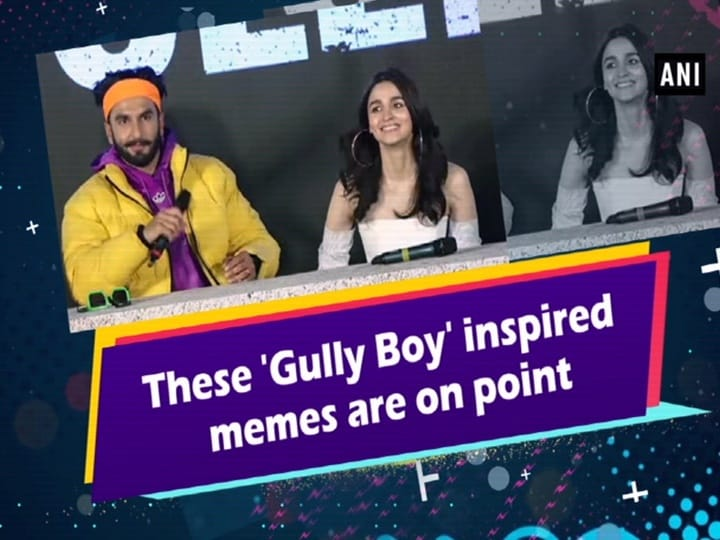 These 'Gully Boy' inspired memes are on point