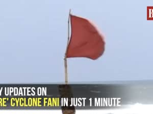 10 key updates on 'severe' Cyclone Fani in just 1 minute