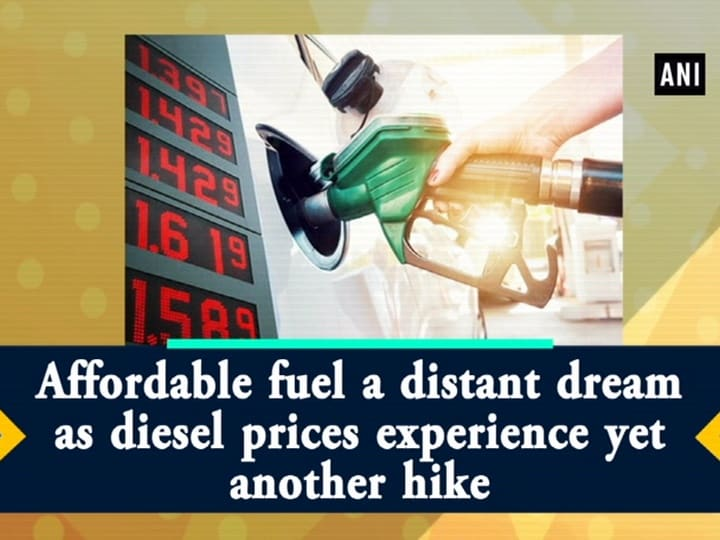 Affordable fuel a distant dream as diesel prices experience yet another hike