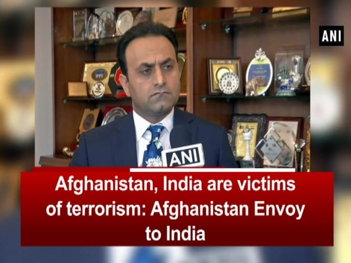 Afghanistan, India are victims of terrorism: Afghanistan Envoy to India