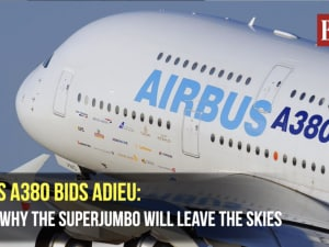 Airbus A380 bids adieu: Here's why the superjumbo will leave the skies