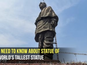 All you need to know about Statue of Unity: World's Tallest Statue