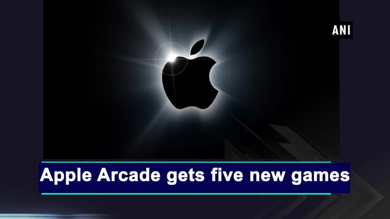 Apple Arcade gets five new games