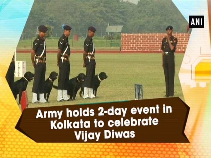Army holds 2-day event in Kolkata to celebrate Vijay Diwas