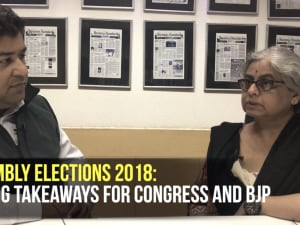 Assembly election results 2018: The big takeaways for Congress and BJP