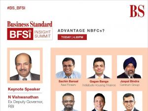 BS BFSI INSIGHT SUMMIT | Advantage NBFCs?