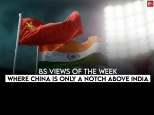 BS Views of the Week: Where China is only a notch above India