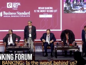 #BSBankingForum FUTURE OF BANKING: Is the worst behind us?