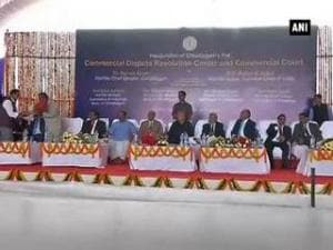 Chhattisgarh CM inaugurates nation's first of its kind commercial court