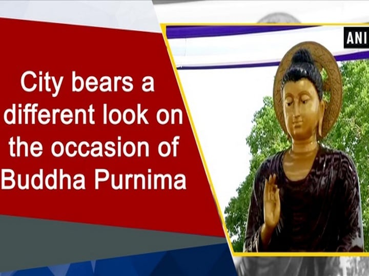 City bears a different look on the occasion of Buddha Purnima