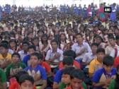 Coimbatore sets world record by holding largest recycling session