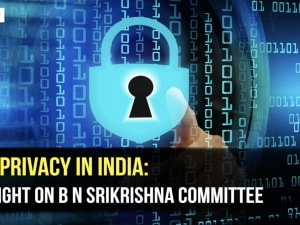 Data privacy in India: Spotlight on B N Srikrishna Committee