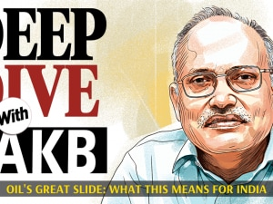 Deep Dive with AKB - Oil's great slide: What this means for India