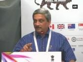 Defence procurement and  Defence manufacturing can drive 'Make in India' properly: Manohar Parrikar