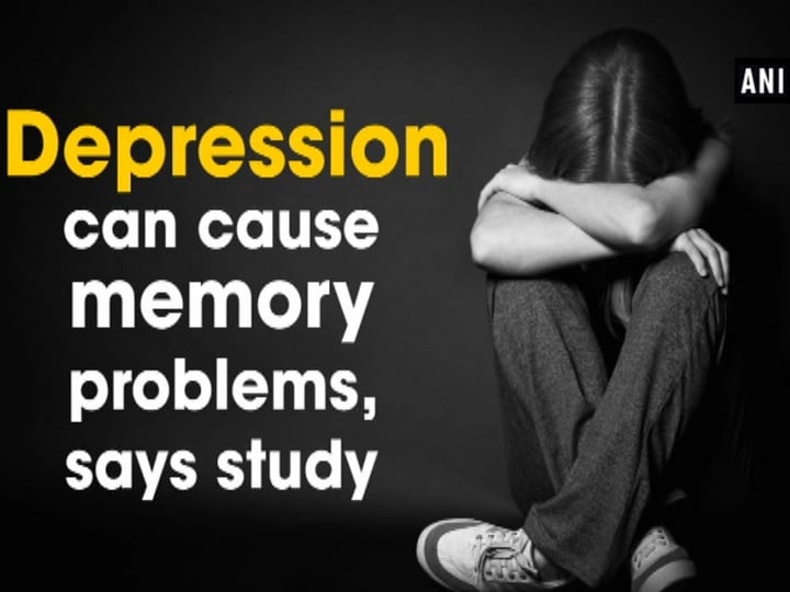 Depression can cause memory problems, says study