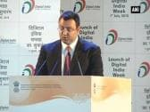 'Digital India' mission received overwhelmingly by IT industry: Cyrus Mistry