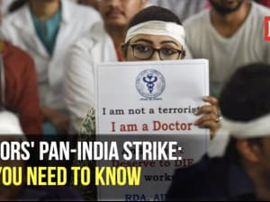 Doctors' pan-India strike: All you need to know